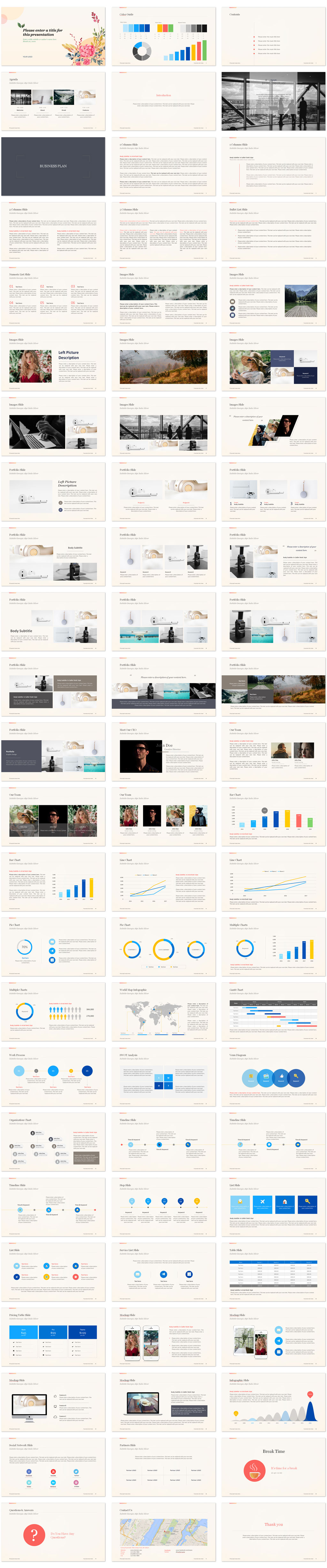 Beautiful PowerPoint Templates