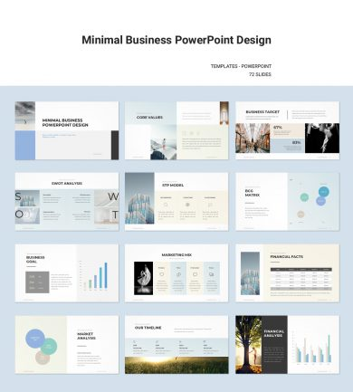 PPTWear - Simple PowerPoint Templates and Business Presentations