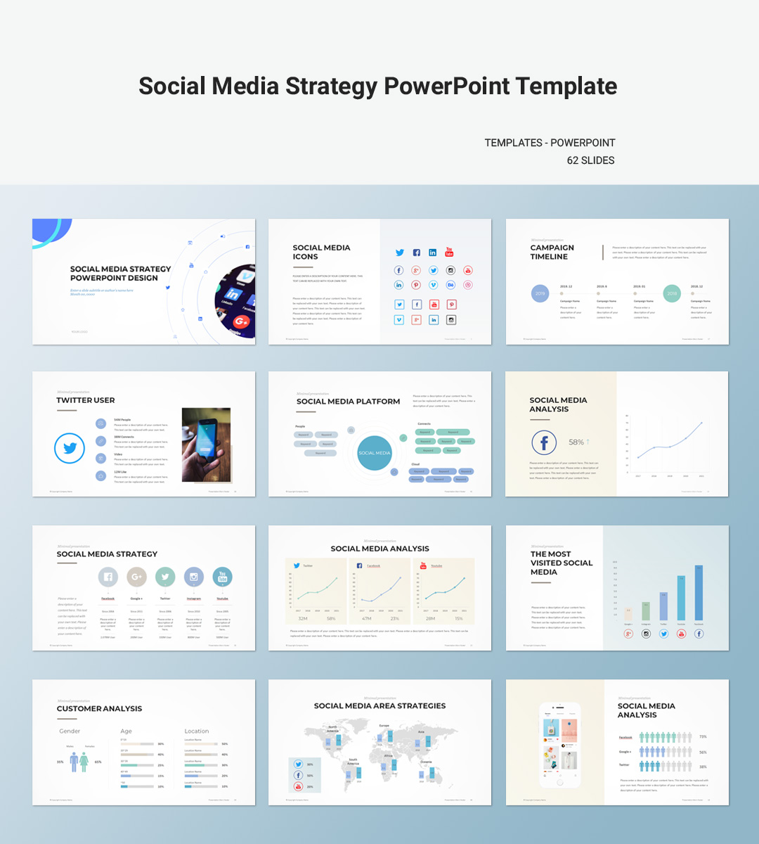 Simple PowerPoint Templates And Business