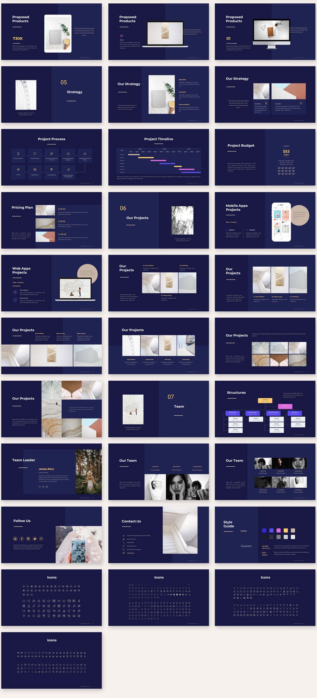 Project Proposal PowerPoint Template02