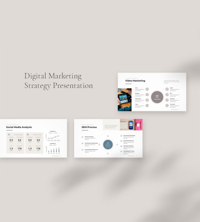 Digital Marketing Strategy Template Preview2