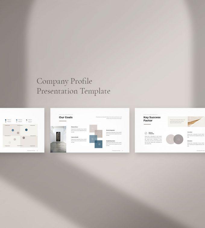 Company Profile Presentation Template Preview3